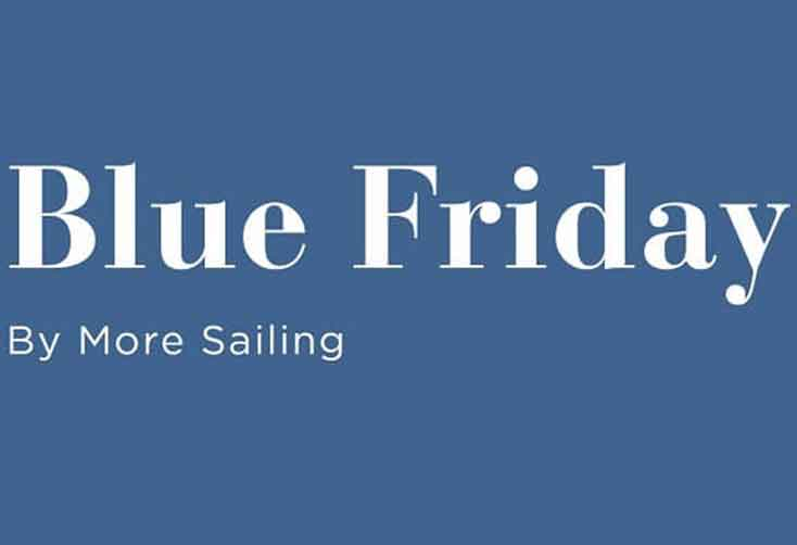 Blue Friday, by More Sailing