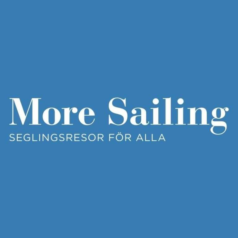 More sailing logo