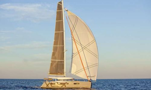 Excess 15 sailing